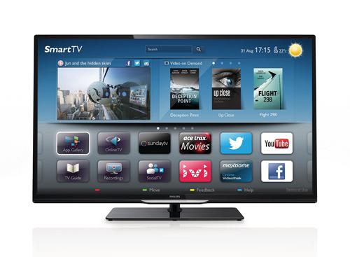 32PFL4258T Smart tv