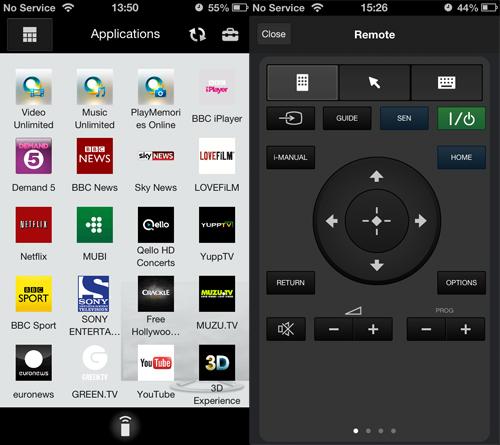 Sony KDL-32W653A app
