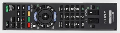 Sony KDL-32W653A remote
