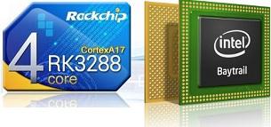 Rockchip_RK3288 против Intel_Atom_Z3735F