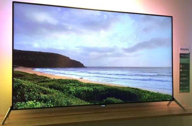 Philips Ultra HD TV 2015
