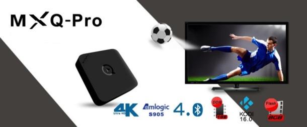 Smart TV box INVIN - характеристики