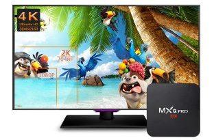 Smart TV box INVIN - 3D