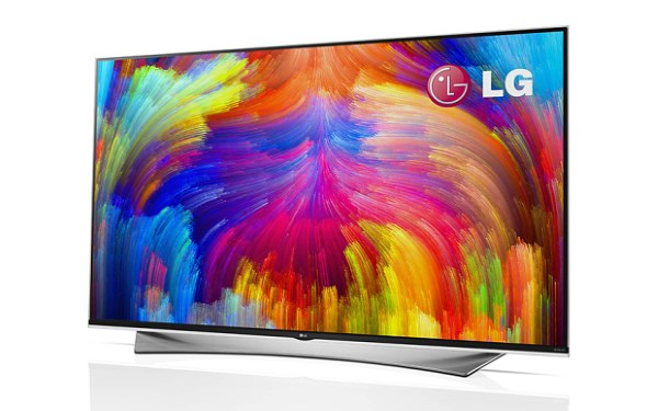 LG QD 4K TV