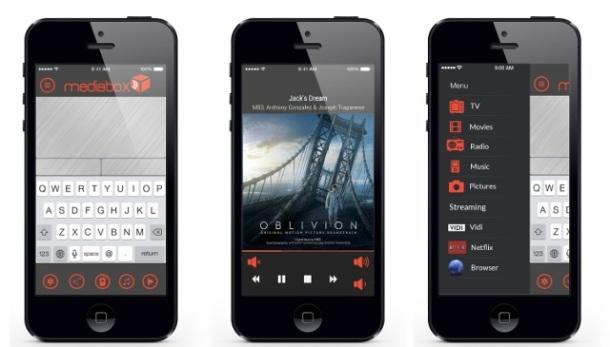 MediaBox-app