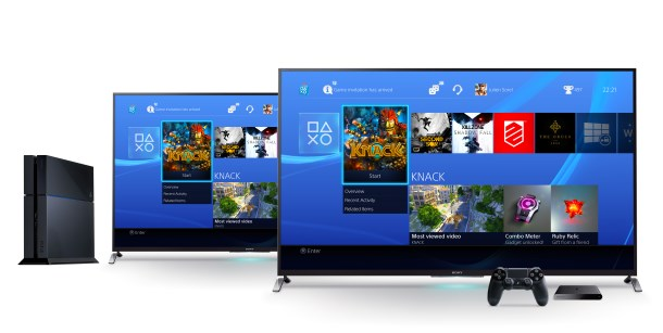 PS 4 to PS TV